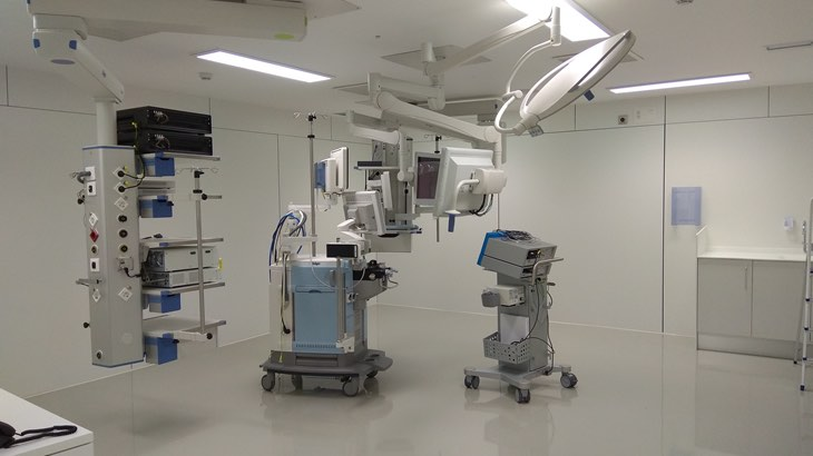 quirófanos hospital bellvitge