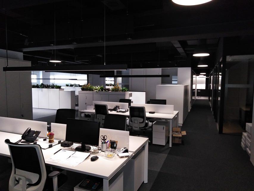 instalaciones oficina nueva