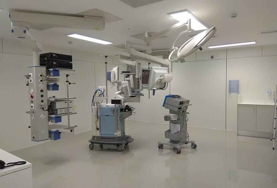 instalaciones proyecto Evsa