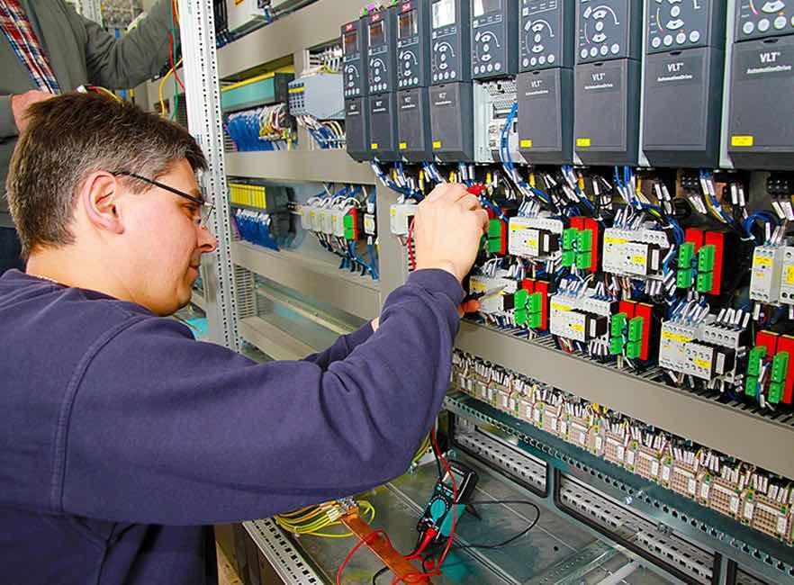 servicios de mantenimiento Evsa